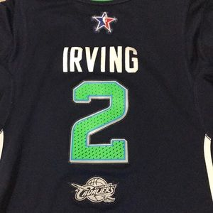 premium selection 07dbd e2e6f Kyrie Irving All Star Jersey
